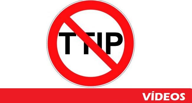 NO AL TTIP VIDEOS