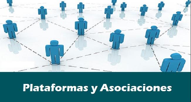 Plataformas y Asociaciones