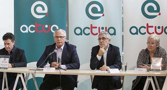 Convocatoria Cívica e Izquierda Abierta lanzan el espacio Actúa
