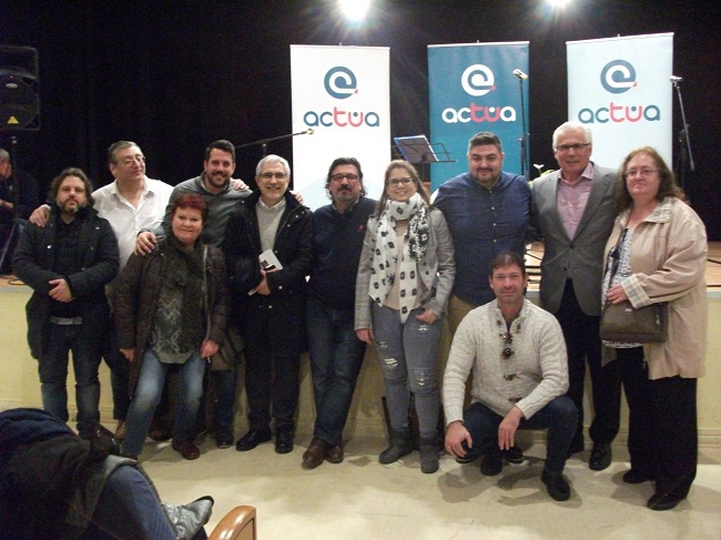 Presentación Actúa en Andalucía