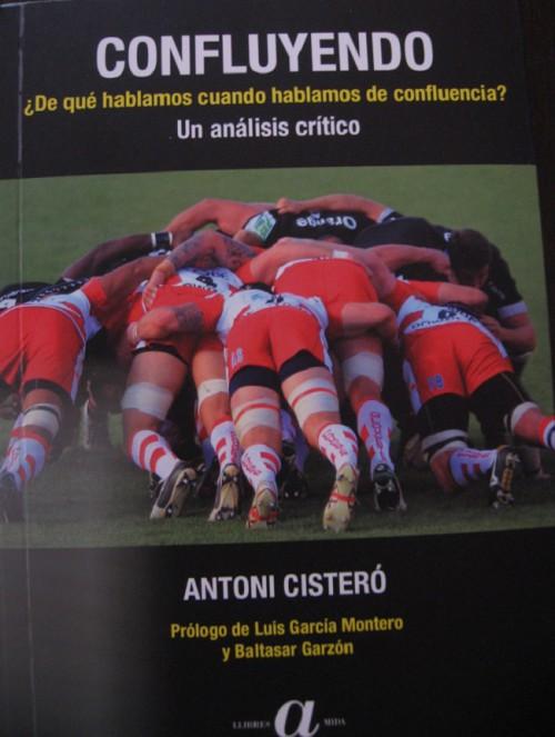 CONFLUENDO un libro de Antoni Cisteró