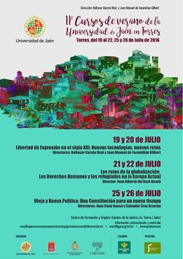 11º Cursos de verano de la Universidad de Jaen en Torres