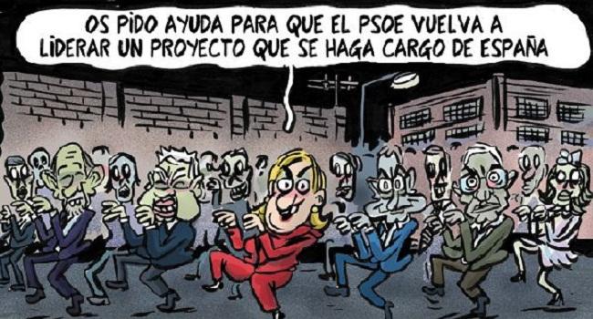 Socialdemocracia/PSOE, fracaso y agonía de la reforma del capitalismo