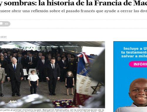 Héroes y sombras: la historia de la Francia de Macron