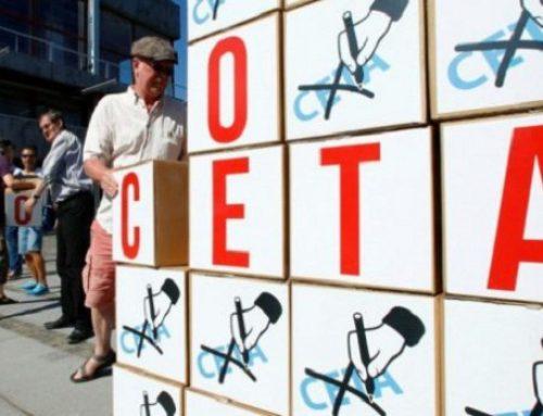 El CETA entra en vigor este jueves pese a la amplia contestación social y política