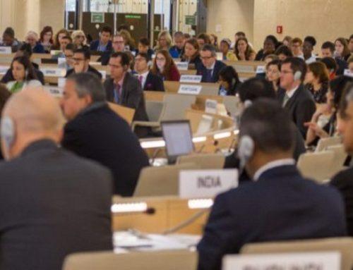 Alerta sobre el bloqueo al Tratado Vinculante en la ONU