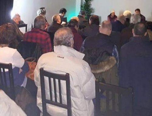 Reunión 25 abril 2018 de formación de Convocatoria Cívica en Galicia