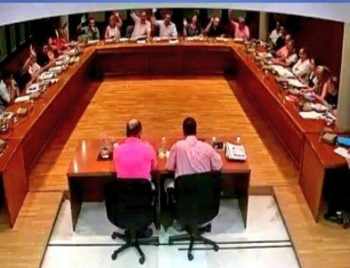 Moción Indulto Baltasar Garzón Ayuntamiento Calvià