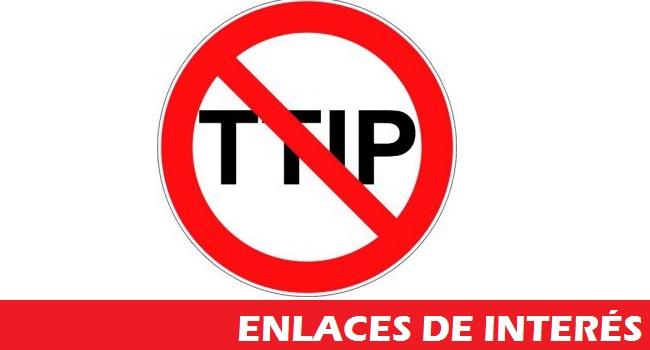 NO AL TTIP ENLACES