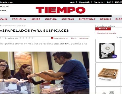 CENSOS TRASPAPELADOS PARA SUSPICACES